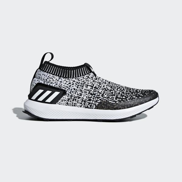 adidas RapidaRun Laceless Schoenen Zwart | adidas Officiële Shop