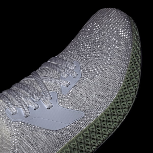 adidas Alphaedge 4D Reflective Shoes White | adidas US