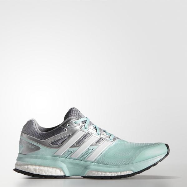 adidas Zapatillas de Running Response Boost TechFit Mujer Turquesa | adidas Argentina