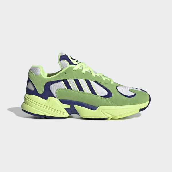 Details zu Schuhe adidas Yung 1 Grün Herren