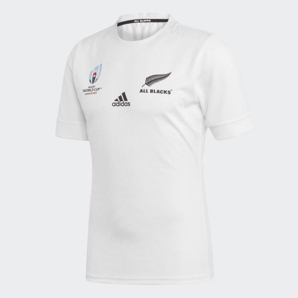 adidasadidas Blanco equipación Rugby Blacks Y segunda España World Camiseta All 3 Cup Y67bgvfy