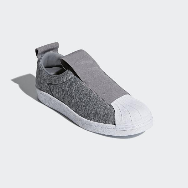 adidas superstar mujer grises