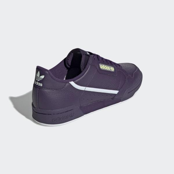 adidas Continental 80 Lila G27727 |