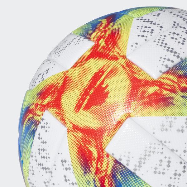 adidas Herren FIFA WM Offizieller Spielball Ball, White