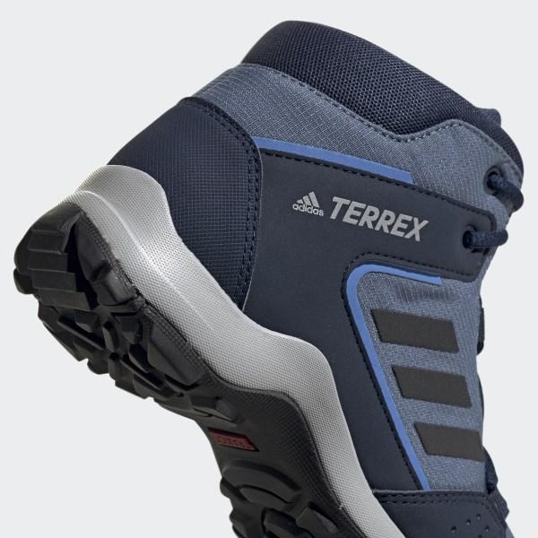 adidas TERREX Hyperhiker Wanderschuh Blau | adidas Deutschland