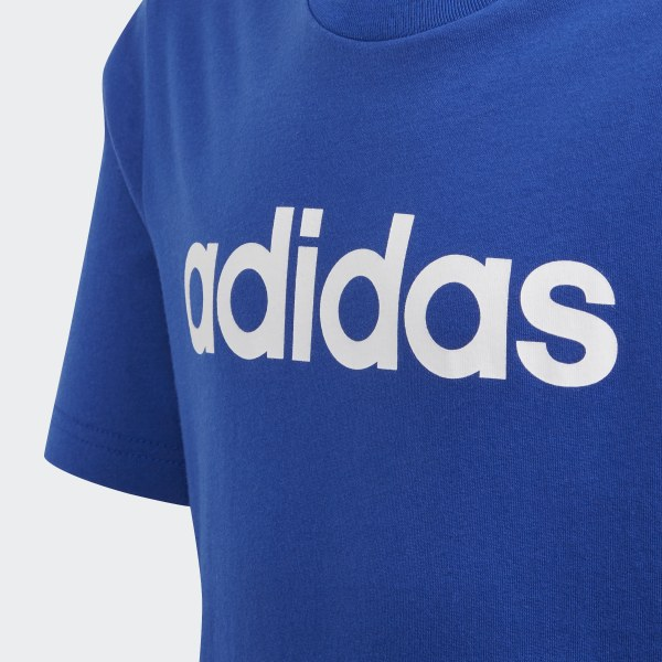 T shirt Logótipo Linear Essentials
