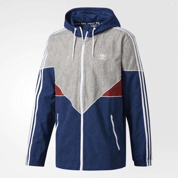 adidas Colorado Nautical chaqueta cortavientos en azul