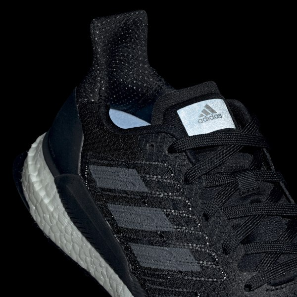 adidas Solar Boost 19 Women's Running Shoes, Core BlackGrey