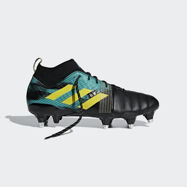 Details zu Adidas Kakari X Kevlar SG Herren Rugby Schuhe Fußballschuhe Stollen blau