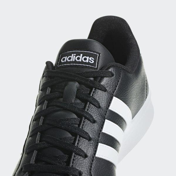 adidas grand court negro