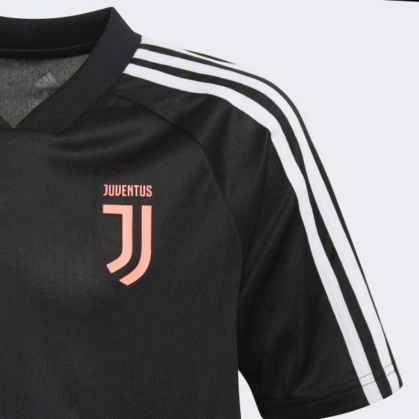 Maglia Training Juventus Nero adidas | adidas Italia