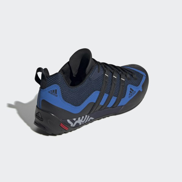 united kingdom great prices exclusive shoes adidas Terrex Swift Solo Hiking Shoes - Blue | adidas Belgium
