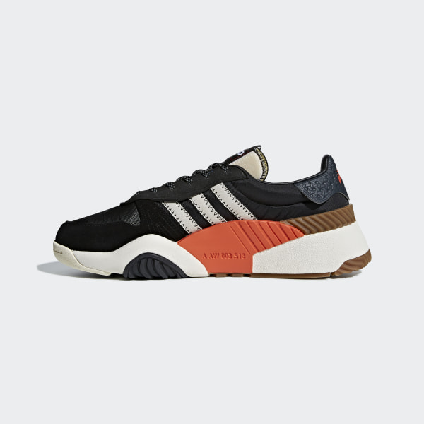 Adidas x Alexander Wang Puff Trainer Black White Size 7 8 9