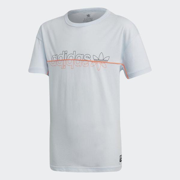 t shirt adidas fille