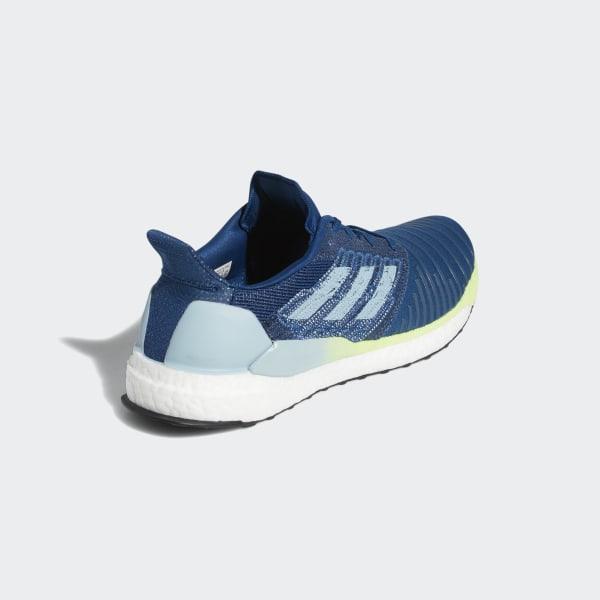 adidas Solar Boost Running Shoes Men legend marine ash