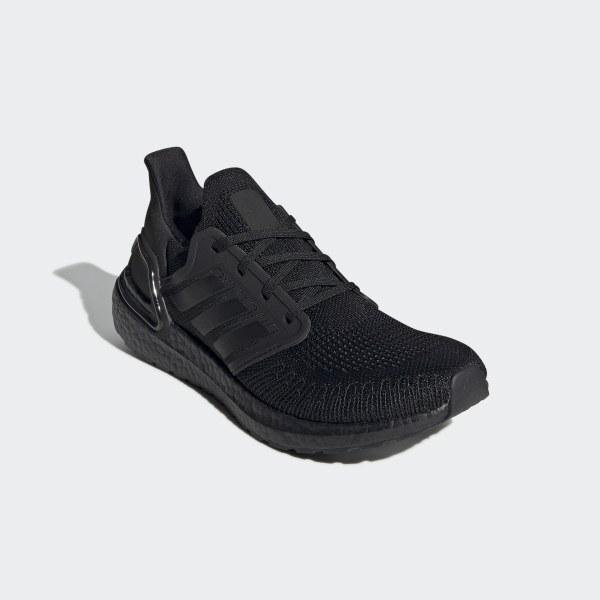 adidas ultra boost alle sort sko