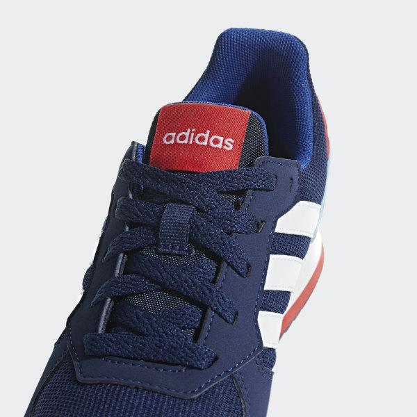 adidas Herren Sneaker 8K Blau Schuhe | O46