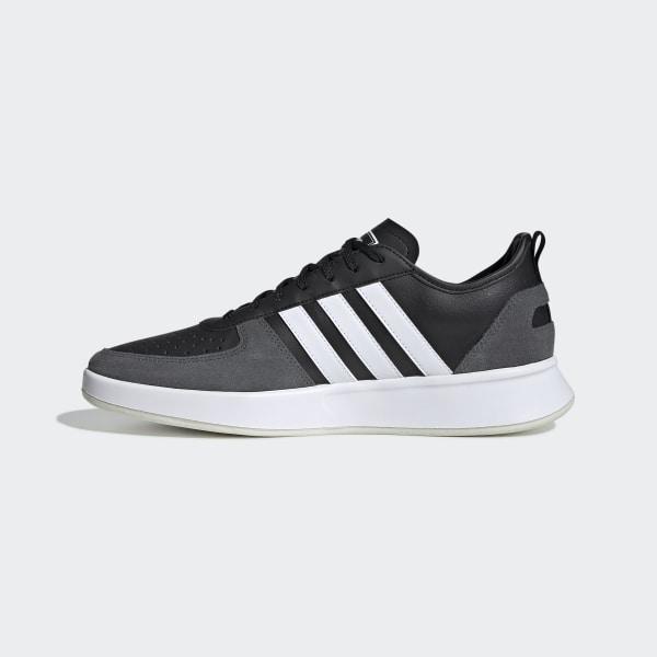 adidas Chaussure Court 80s noir | adidas Canada