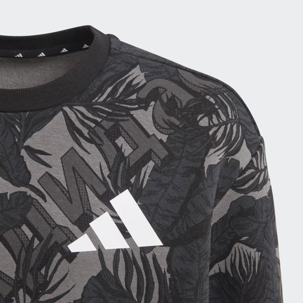 adidas Athletics Pack Sweatshirt Grau | adidas Deutschland