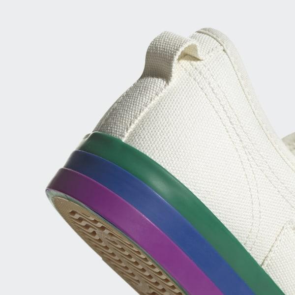 adidas Nizza Pride Schoenen - Wit | adidas Officiële Shop