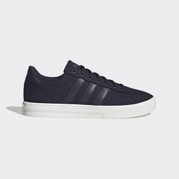 Mens Blue Skate Shoes Adidas AdiEase Daewon Ink Blue Shoes