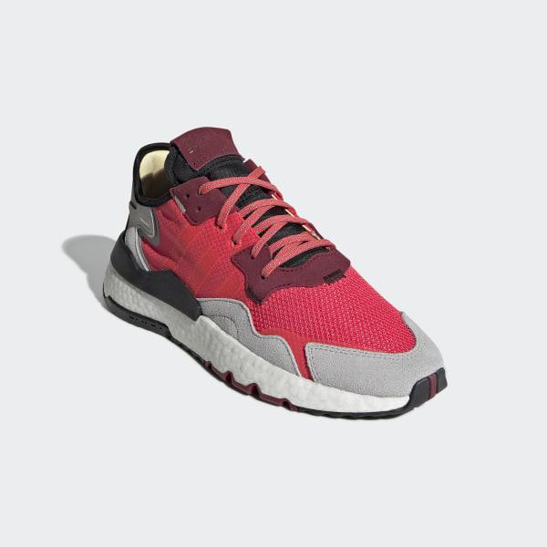 adidas nite jogger rosse