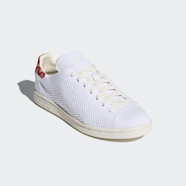 adidas Stan Smith Primeknit Schuh Weiß   adidas Deutschland