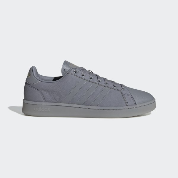 adidas Grand Court Shoes Black | adidas US