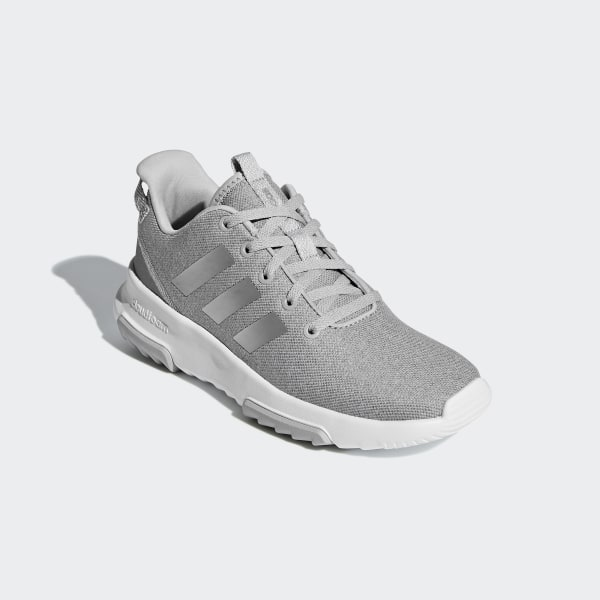 Shop Adidas Mens Cloudfoam Racer TR Running Shoes Ortholite