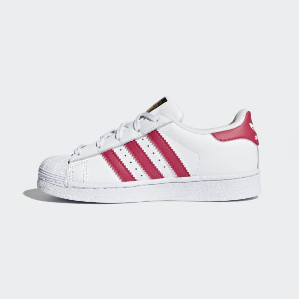 Sneakers BA8382 Zapatillas Adidas Superstar Foundation Niña