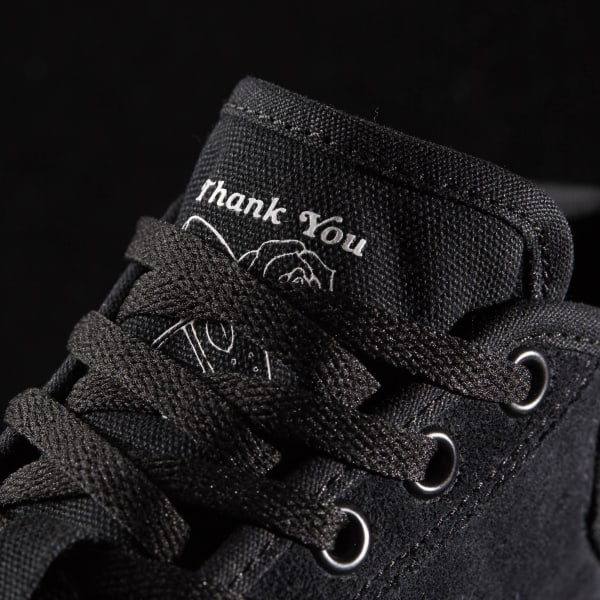 adidas Matchcourt Mid Shoes Black | adidas US