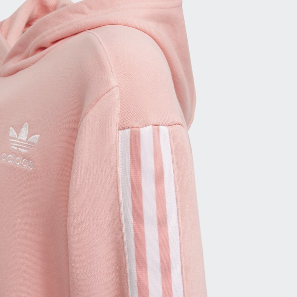 Pink Adidas Sweatshirt Dress