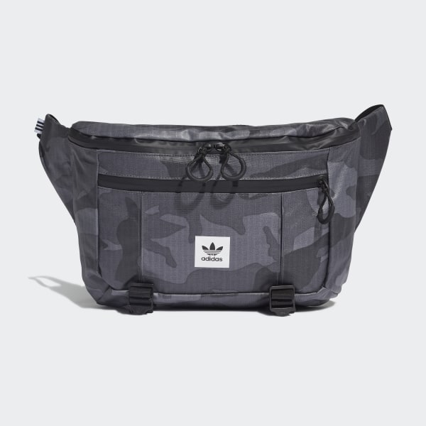 2018 shoes look out for online here adidas Waist Bag Large - Multicolor | adidas US