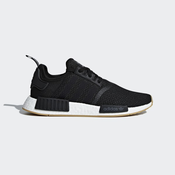 adidas NMD_R1 Shoes Black | adidas US