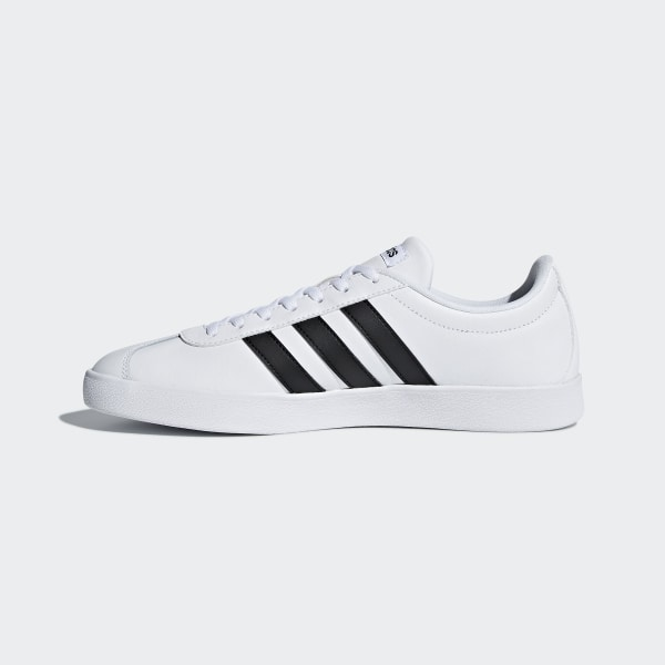 ADIDAS VL COURT 2.0 Schuh Herren Trainers schwarz Lifestyle