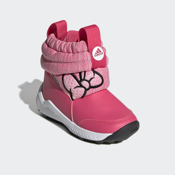 adidas Obuv RapidaSnow Minnie Mouse - ružová | adidas Slovakia