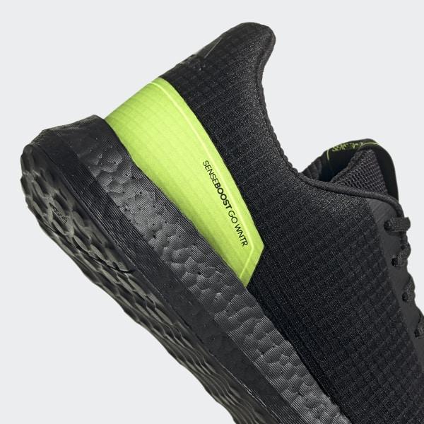 adidas Senseboost Go Winter Schuh Schwarz | adidas Deutschland