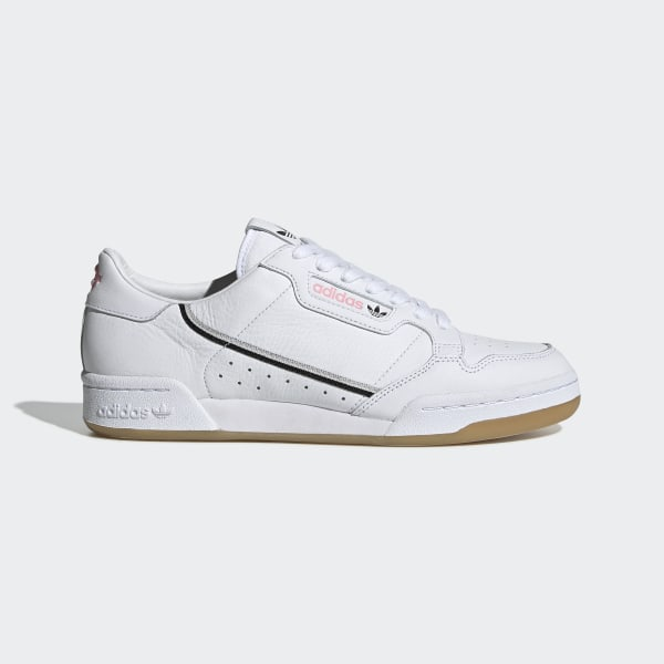 adidas Originals x TfL Continental 80 Shoes White | adidas UK