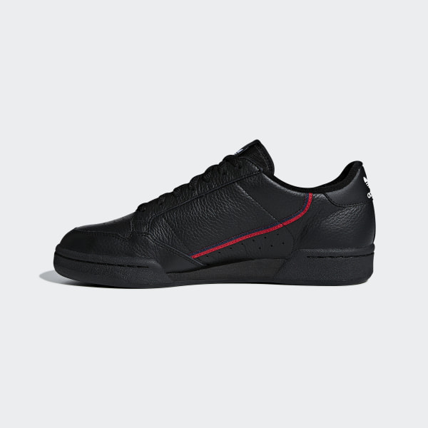 adidas Continental 80 Shoes Black | adidas US