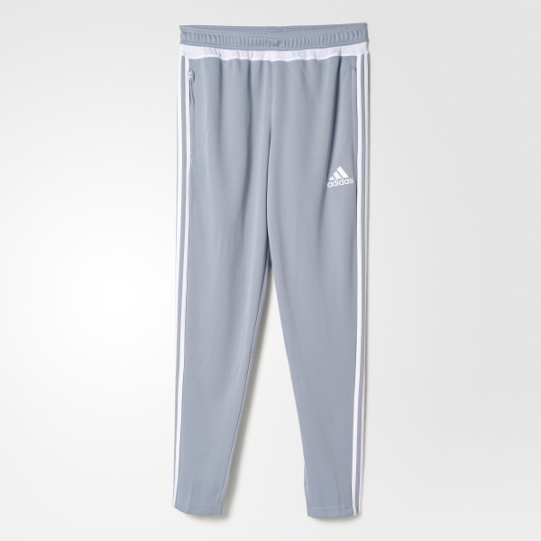 adidas Men's Tiro 15 Training Pants Grey | adidas Canada