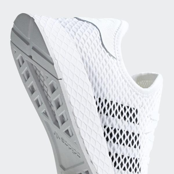 adidas Deerupt Runner Shoes White   adidas US