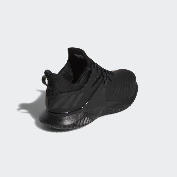 Adidas Alpha BOUNCE Men's Running Shoes Winter Ultra BOOST Jogging Comfortable Sport Outdoor Shoes