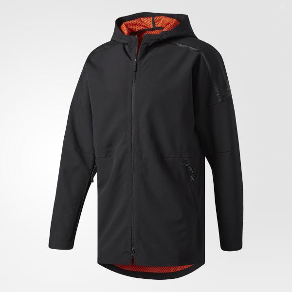 adidas ZNE 9010 JKT Svart | adidas Norway