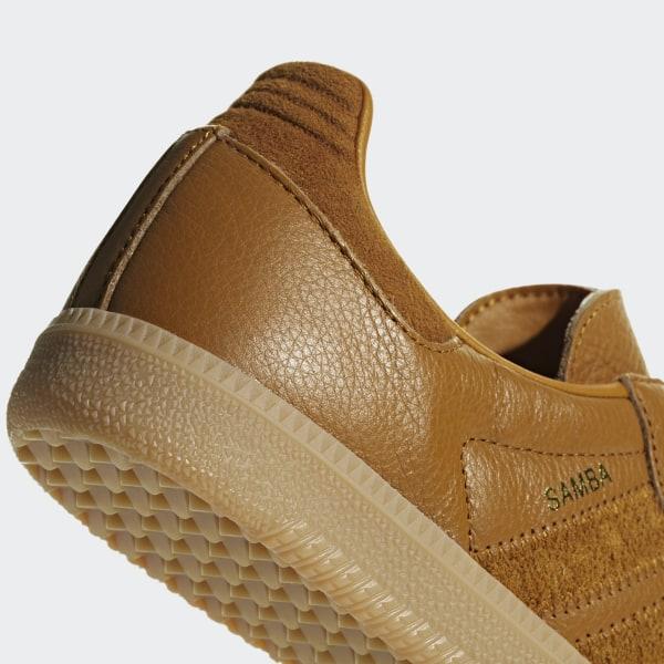 OG Deutschland FT Samba adidas Schuh Braunadidas kXiuwPTOZ