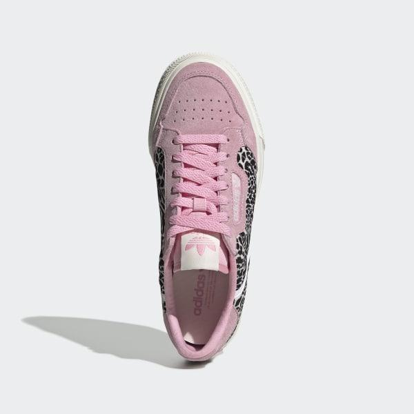 adidas Continental Vulc Schuh Rosa | adidas Austria