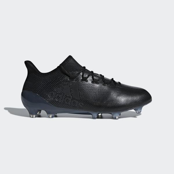Fotbollsskor (TechFit) från Adidas Sellpy.se    adidas X 17.1 Firm Ground Fotbollsskor Svart   title=          adidas Sweden