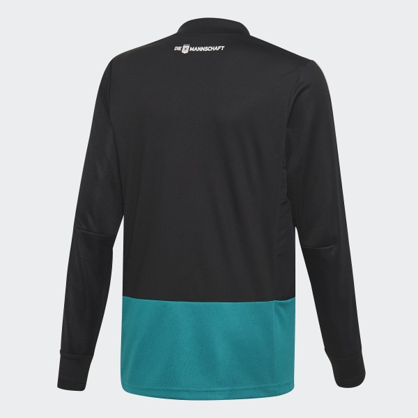 entire collection super popular cheap for discount adidas DFB Trainingsoberteil - Schwarz | adidas Deutschland