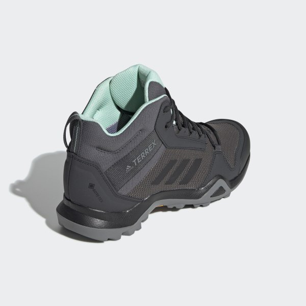 adidas Terrex AX3 Mid GORE-TEX Hiking Shoes - Grey | adidas UK