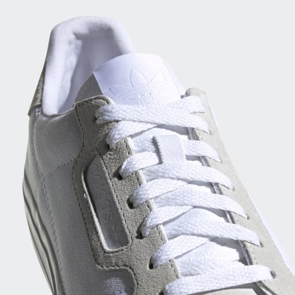 adidas originals continental 80 vulc scarpe da ginnastica in mustard