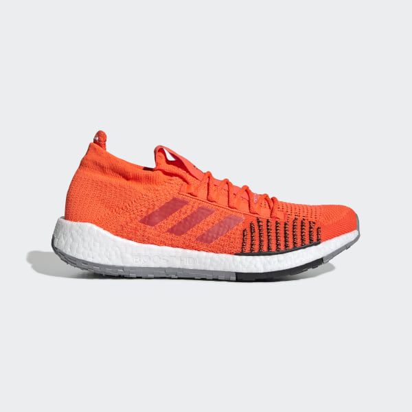 adidas Pulseboost HD Shoes Orange | adidas US